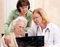 Дети долгожителей с меньшей вероятностью заболеют раком