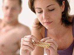 Контрацептивы снижают сексуальное желание у женщин