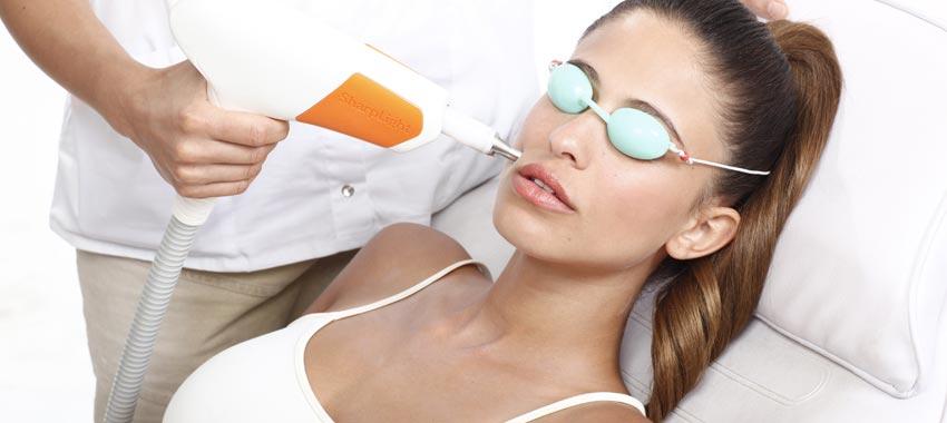 Преимущества лазерной шлифовки лица