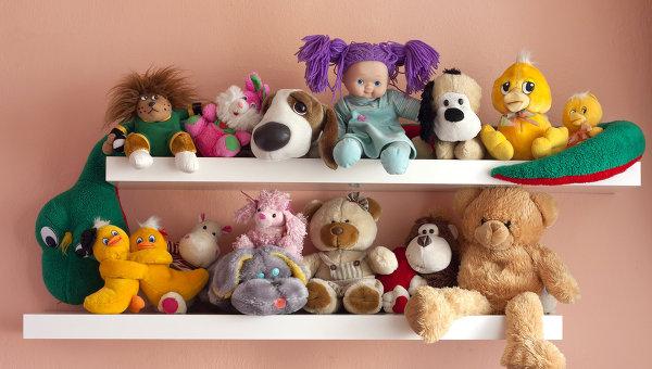 Выбор игрушек и возраст ребенка