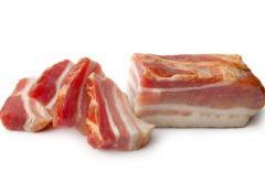Мясо и сало повышают риск смерти от рака простаты
