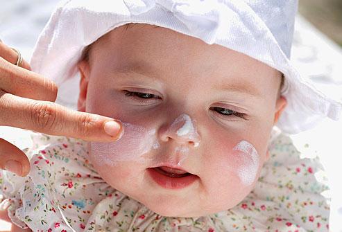 Как выбрать качественный крем для новорожденного?