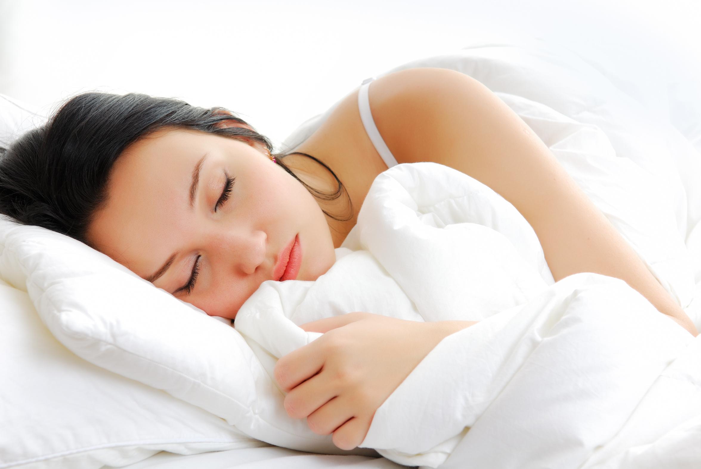 Неполноценный сон провоцирует воспаления в организме женщины