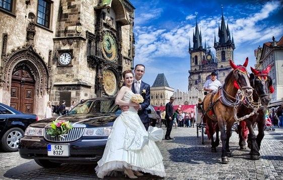 Свадьба в Праге. Как организовать?