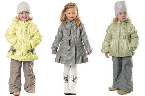 Советы по выбору одежды для ребенка