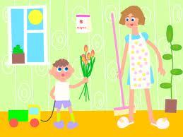 Детский праздник 8 марта – детективный вечер