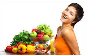 Продукты для красоты и здоровья женщины