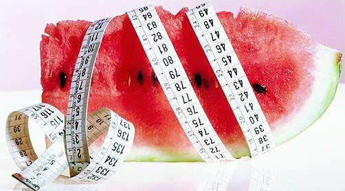 В чем опасность арбузной диеты