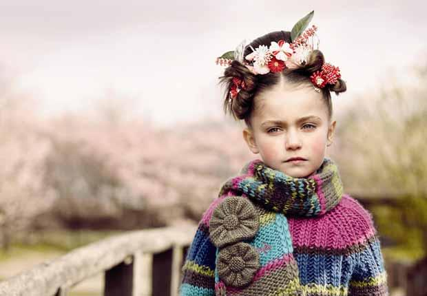 Как выбрать пряжу для детской одежды?