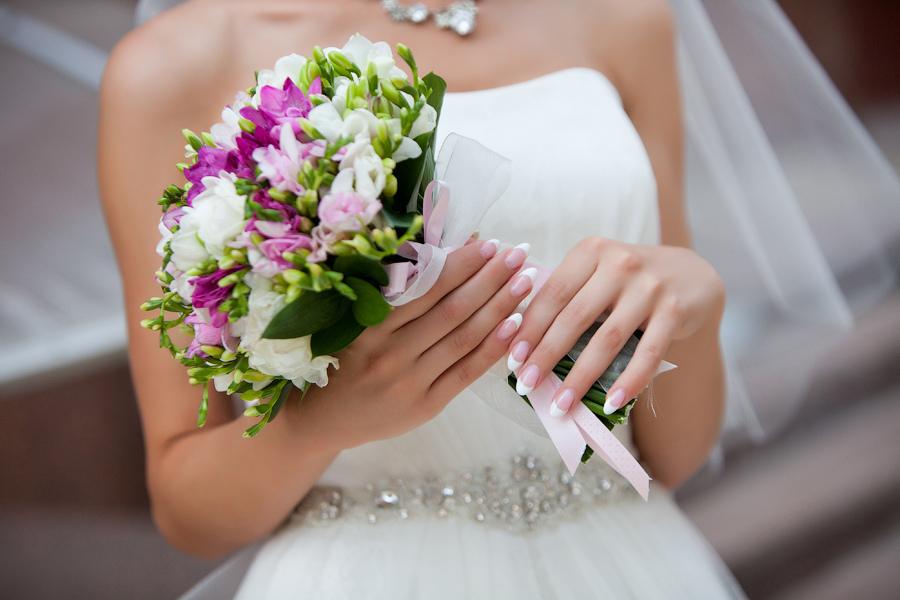 Все тонкости при выборе свадебного букета невесты