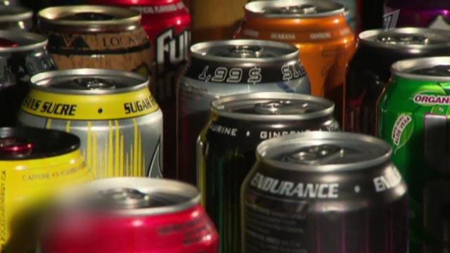 Шокирующая правда об энергетических напитках
