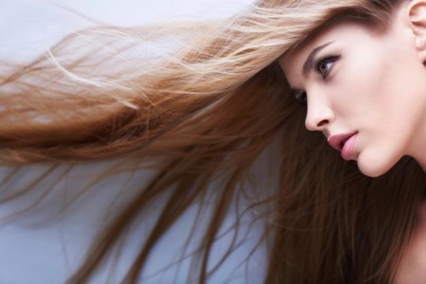 Ополаскиваем волосы уксусом