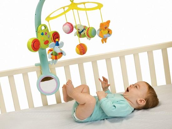 Где купить игрушки для младенца