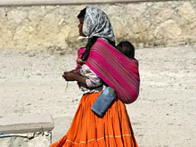 У мексиканских женщин грудное вскармливание может вызывать рак груди