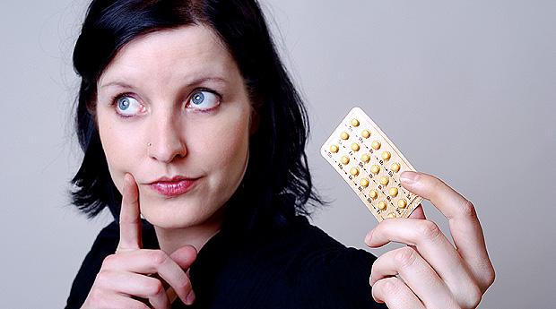 Побочные действия контрацептивов.