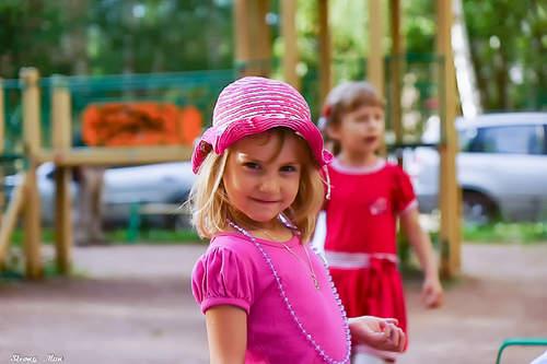Видео на детских праздниках