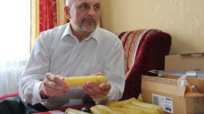 Выбор редактора: Владимирец изобрел двойной надувной презерватив!