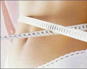 Строгая диета помогает забеременеть