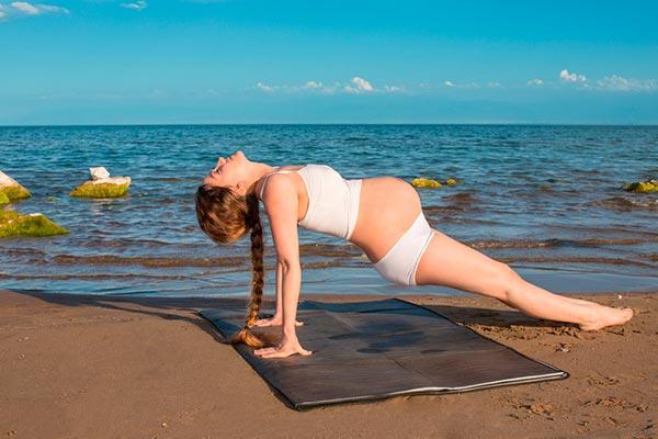 Беременная жизнь в движении
