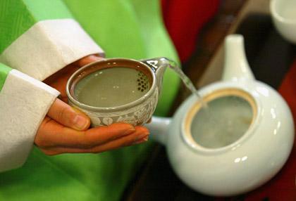 Влияние чая на здоровье человека