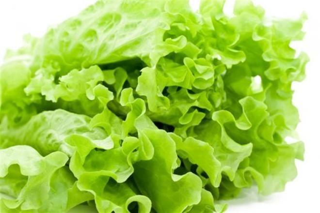 В зеленом салате прячется средство от рака