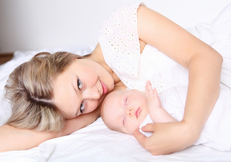 Чего боится женщина, которая недавно стала мамой