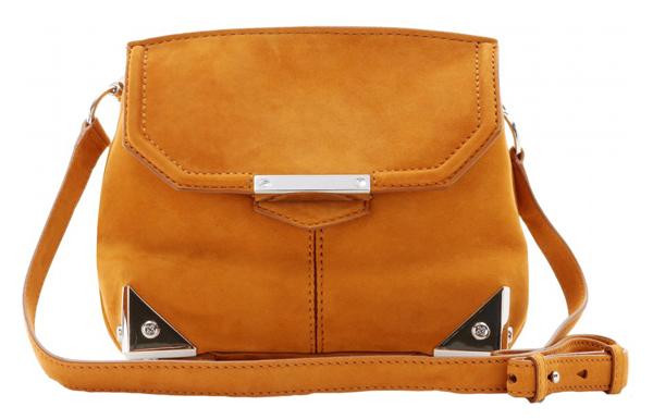 Коричневая сумка с чем и как носить