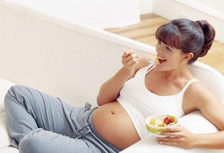 Как питаться беременной