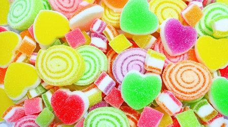О сладостях и не только