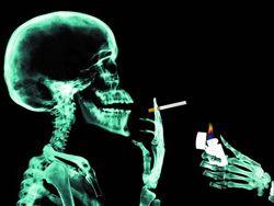 Отказ от курения может спровоцировать развитие диабета