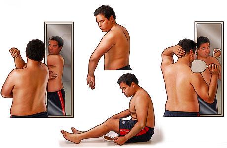 Рак кожи действует на мужчин по-другому