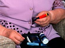 Диабетикам грозит уменьшение объема мозга, говорят медики