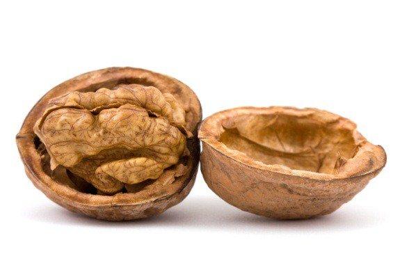 Орехи снижают риск опухолей молочных желез