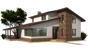Проект для загородного дома