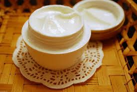 Легкий летний крем домашнего приготовления