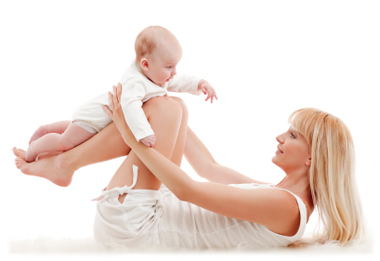 Как после родов быстро вернуть прежнюю фигуру?
