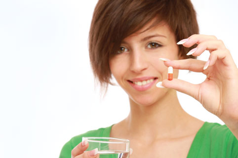 Контрацептивы как средство для красоты