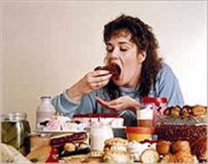Снижение уровня сахара в крови вызывает обжорство