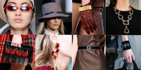 Модные аксессуары лета 2014