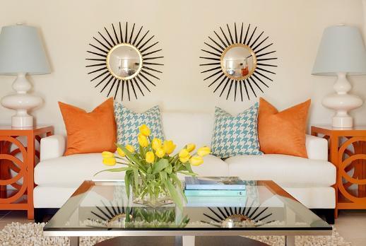 Как влияет цветовая палитра на интерьер в помещении