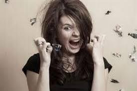 Предменструальный синдром, симптомы гнева