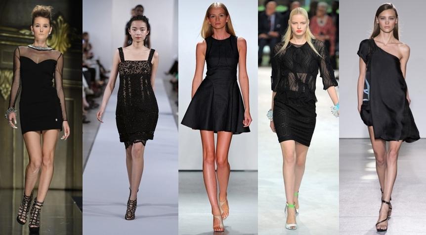 Самые модные платья нового сезона
