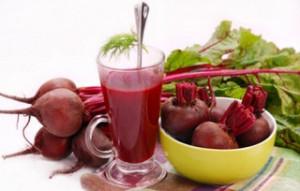 Свекольный сок избавит от менструальных болей