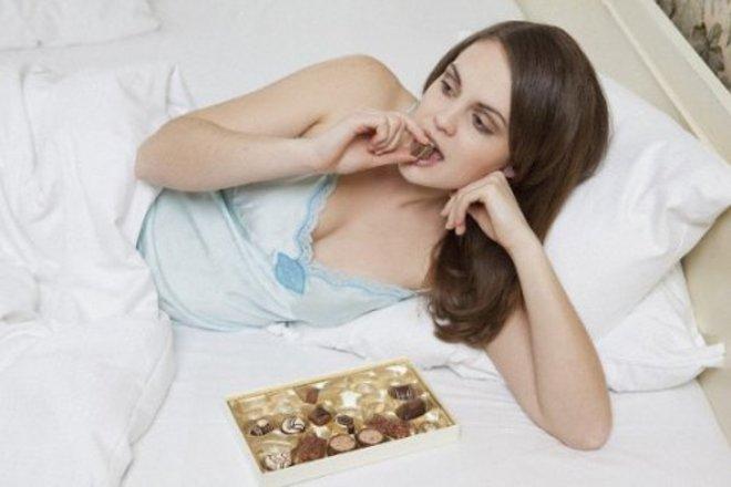 Неправильное питание во время ПМС провоцирует быстрое старение тела