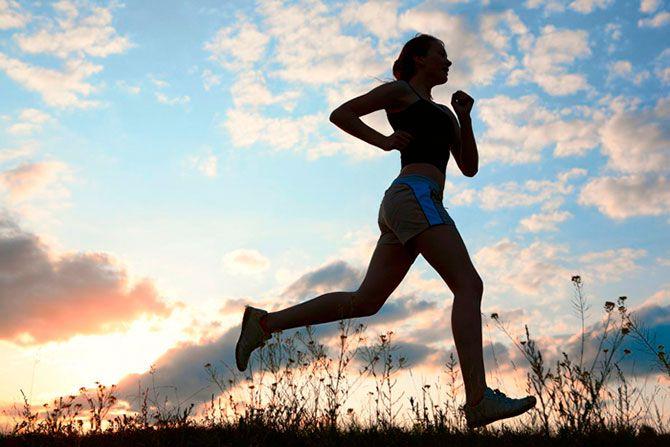 Бег — залог здоровья