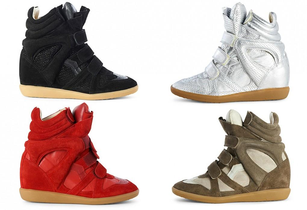 Элегантная спортивность в обувном дизайне