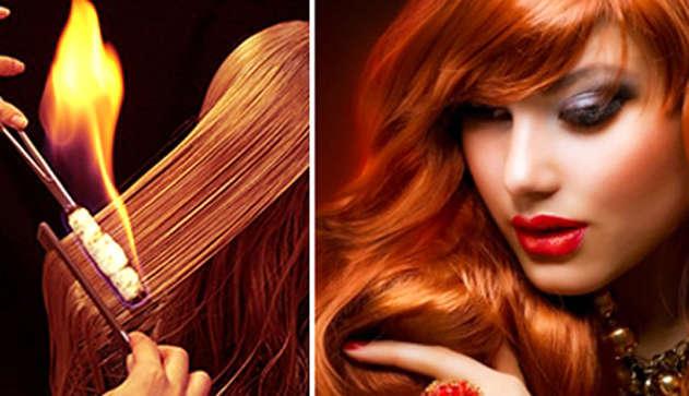 Как вернуть красоту и силу волос после окрашивания.