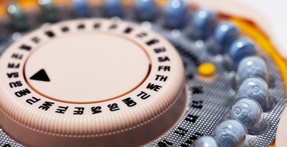 Эффект противозачаточных таблеток