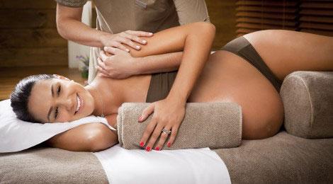 Беременность: путь к гармонии через массаж