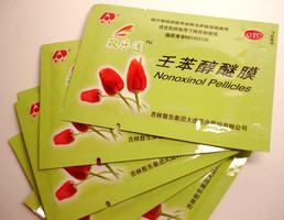 Китайские противозачаточные салфетки: новый метод женской контрацепции